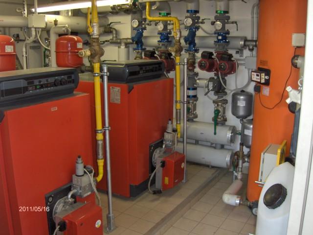 Centrale Termica Azzano X