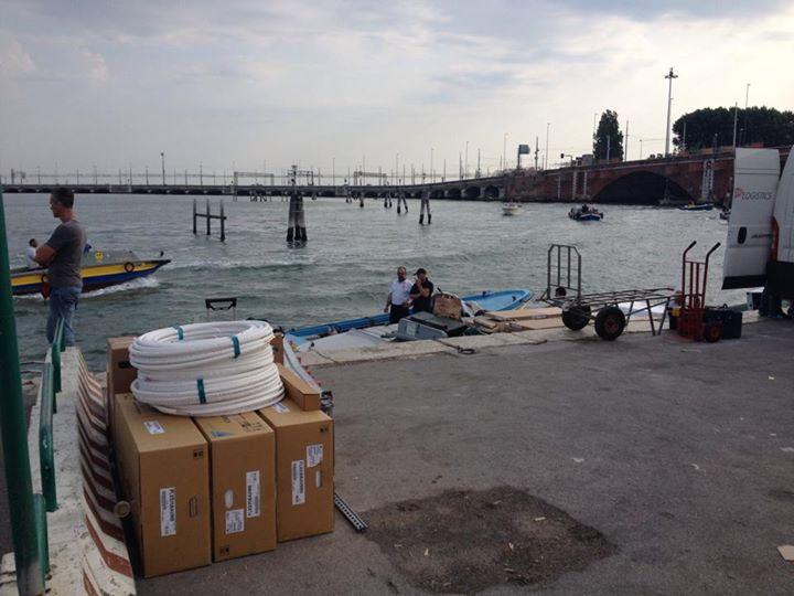 Blu Service approda a Venezia